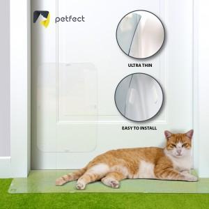 carpet cat scratch protector door frame protectors for scratching cats deterrent stopper guard shield pet dog 2
